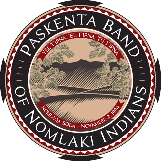 RENEWED GAMING COMPACT ENSURES STABILITY FOR PASKENTA BAND OF NOMLAKI INDIANS FOR THE NEXT 25 YEARS